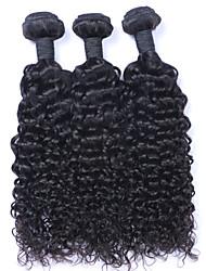 cheap -beata hair 8 30inch brazilian virgin hair deep curly natural color hair weaves 3 pcs lot