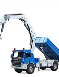 cheap -KDW Metalic Crane Toy Truck Construction Vehicle Toy Car Boys' Girls' Car Toys