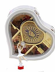 cheap -Music Box Heart Ballet Dancer Classic Rotating Adults Kids Gift Unisex Gift