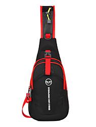 cheap -Shoulder Messenger Bag Running Pack 15 L for Camping / Hiking Leisure Sports Traveling Sports Bag Multifunctional Waterproof Wearable Running Bag
