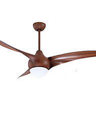 cheap -1-Light Ecolight™ 132 cm LED / Designers Ceiling Fan Metal Painted Finishes Rustic / Lodge / Country 220-240V