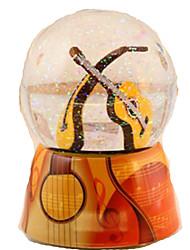 cheap -Music Box Toys Circular Glass Pieces Unisex Gift