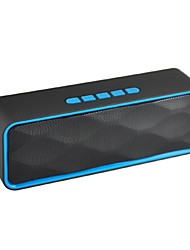 cheap -SC211 New Outdoor Wireless Bluetooth Speakers Mobile Intelligent Mini Subwoofer Sound