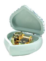 cheap -Music Box Heart Resin Kid's Women's Toy Gift