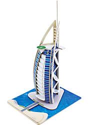 abordables -Robotime Puzzles 3D Maquettes de Bois Kit de Maquette Bâtiment Célèbre Bois 1pcs Enfant Cadeau