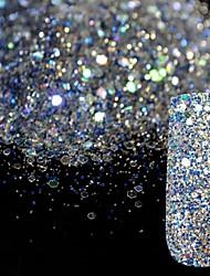 cheap -10g super bright glitter sequins mixed nail decorations