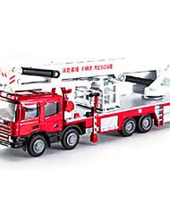 Недорогие -KDW Строительная техника Пожарные машины Мальчики Игрушки Подарок / Металл