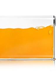 cheap -420Ml Portable Stylish A5 Notebook Flat Bottle Bpa Free Memobottle Travel Cup Plastic Water Bottle Drinkware