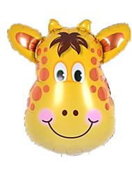 Недорогие -Воздушные шары XL Алюминий Универсальные Игрушки Подарок