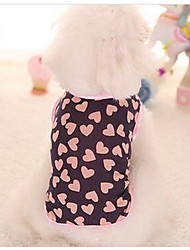 cheap -Dog Dress Dog Clothes Princess Black Cotton Costume For Summer Women's Fashion