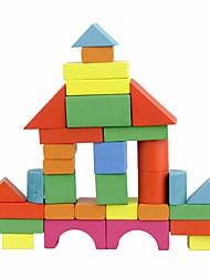 Недорогие -Muwanzi Конструкторы Обучающая игрушка 1 pcs совместимый Legoing Девочки Игрушки Подарок / Дерево