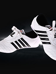 cheap -Sneakers Breathable Anti-Slip Wearable Wearproof Low-Top Taekwondo Mixed Martial Arts (MMA) Spring Summer Fall White / Black