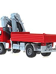 Недорогие -Игрушечные машинки Модель авто моделирование Металлический сплав пластик Сплав металла Металл для Детские Мальчики