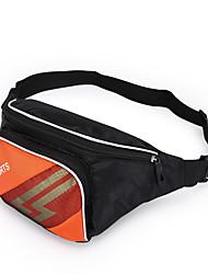 cheap -10 L Waist Bag / Waistpack Multifunctional Waterproof Dust Proof Wearable Outdoor Camping / Hiking Climbing Leisure Sports Blue Orange Red
