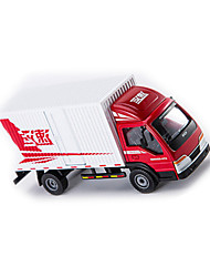 Недорогие -Игрушечные машинки Модель авто Грузовик Экскаватор моделирование Металлический сплав Сплав металла Металл для Детские Мальчики