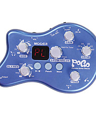 cheap -Mooer Pogo Protable Multi Effect True Bypass Guitar Effect Pedal