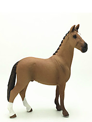 cheap -Action & Toy Figure Model Building Kit Horse Animals Resin Party Favors, Science Gift Education Toys for Kids and Adults / 14 Years & Up