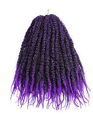 cheap -golden beauty 18inch crochet hair extensions curly synthetic havana mambo twist crochet braiding hair