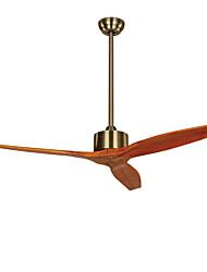 abordables -Ecolight™ Ventilateur de plafond Laiton Métal Designers 220-240V