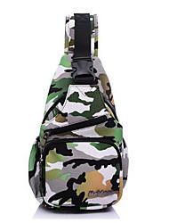 cheap -Shoulder Messenger Bag Running Pack 10 L for Camping / Hiking Climbing Leisure Sports Sports Bag Multifunctional Waterproof Dust Proof Running Bag