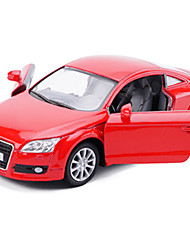 cheap -Pull Back Vehicle Race Car Car Unisex Toy Gift / Metal