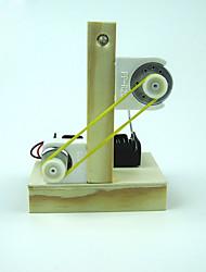 Недорогие -Наборы для моделирования Игрушки для изучения и экспериментов Игрушки Цилиндрическая Электрический Своими руками Мальчики Девочки Куски