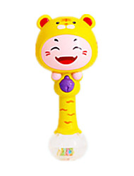 cheap -Baby Rattle Educational Toy Toys Cylindrical Plastic Pieces Unisex Gift