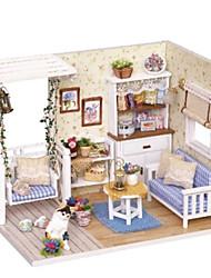 abordables -Amusement A Faire Soi-Même Meuble En bois Plastique Classique Rétro Vintage Enfant Jouet Cadeau