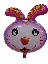 cheap -Balloon Rabbit Aluminium Kid's Unisex Toy Gift