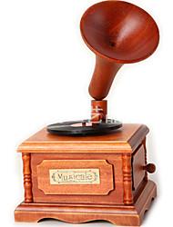 cheap -Music Box Simulation Wood Metal Kid's Girls' Toy Gift