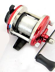 cheap -Ice Fishing Reel Ice Fishing Reels 3:6:1 Gear Ratio+1 Ball Bearings Right-handed Ice Fishing - DP5000