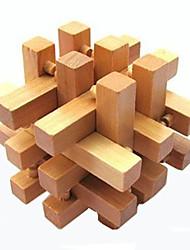 abordables -Balles Puzzles en bois IQ Casse-Tête Test de QI En bois Unisexe Garçon Fille Jouet Cadeau