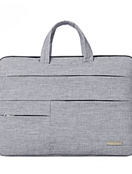 """cheap -15"""" Laptop Briefcase Handbags Nylon Solid Color for Business Office for Colleages & Schools for Travel Shock Proof"""
