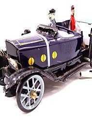 Недорогие -Игрушка с заводом Автомобиль Металл 1 pcs Детские Игрушки Подарок