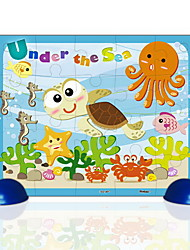 cheap -Jigsaw Puzzle Fun Wood Classic Kid's Toy Gift
