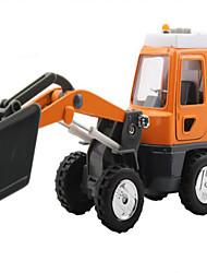 Недорогие -Игрушечные машинки Модель авто моделирование Музыка и свет Металлический сплав пластик Сплав металла для Детские Мальчики