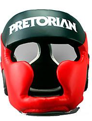 cheap -Helmet For Boxing Easy dressing, Protective Sponge PU (Polyurethane) Unisex