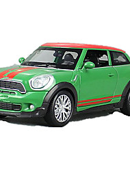 cheap -Pull Back Vehicle Race Car Car Toy Gift / Metal