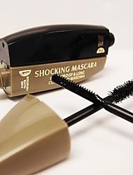 Недорогие -Туши Инструменты для макияжа Бальзам Составить Глаза Повседневные Повседневный макияж Поднятие ресниц Объемные Натуральный косметический Товары для ухода за животными