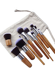 cheap -11pcs-bamboo-contour-brush-makeup-brush-set-blush-brush-eyeshadow-brush-brow-brush-eyeliner-brush-concealer-brush-powder-brush-foundation-brush