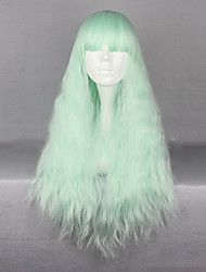 cheap -green lolita wig curly long hair costume cosplay wigs Halloween