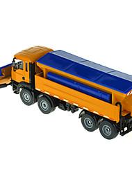 Недорогие -Игрушечные машинки Модель авто Грузовик моделирование Металлический сплав пластик Сплав металла Металл для Детские Мальчики