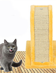 cheap -Interactive Cat Cat Toy Pet Toy 1 Scratch Pad Durable Plastic Gift
