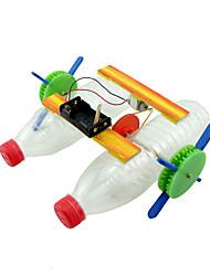 Недорогие -Наборы для моделирования Корабль Своими руками Электрический Детские Мальчики Девочки Игрушки Подарок