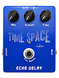 cheap -Caline CP-17 Time Space Echo Delay Digital Delay Guitar Effect Pedal 600ms Max True Bypass