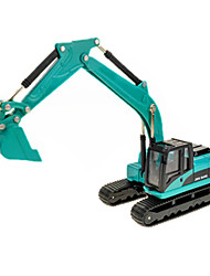 Недорогие -Игрушечные грузовики и строительная техника Экскаватор Ластик Металл ABS для Детские Мальчики Девочки