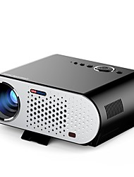 cheap -LCD Home Theater Projector LED Projector 3200 lm Android 4.4 Support 4K Screen / WXGA (1280x800) / ±15°