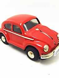Недорогие -Игрушечные машинки Игрушка с заводом Автомобиль Металлические 1 pcs Детские Мальчики Игрушки Подарок