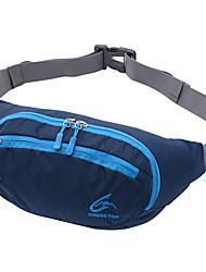 Недорогие -Пояс Чехол Беговой пакет 4 L для Марафон Отдых и Туризм Восхождение Спорт в свободное время Спортивные сумки Многофункциональный Сумка для бега