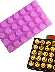 cheap -Silicone DIY For Chocolate For Ice Mold Bakeware tools